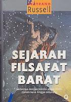toko buku rahma: buku SEJARAH FILSAFAT BARAT, pengarang bertrans russel, penerbit pustaka pelajar