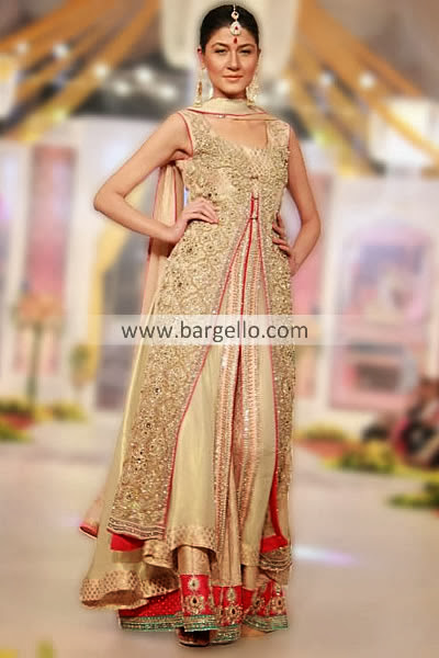 Pakistani Wedding Dresses 2013-2014 | Maria B Evening Party Dresses 2013-2014 at PCB, Special Occasions Pakistani Wedding Dresses 2013-2014