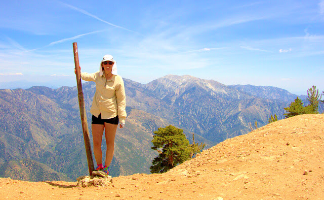 A long distance hiker shares her idea of a beautiful body. Read more on @outdoorwomen.