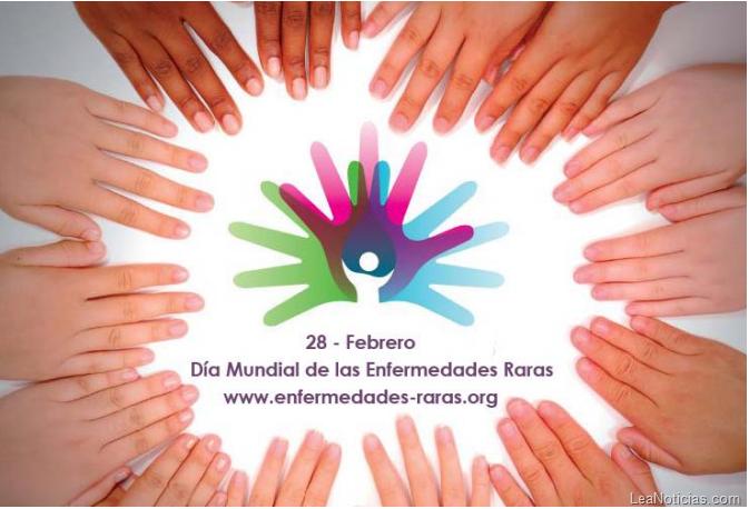 28 de Febrero Día Mundial de las Enfermedades Raras
