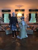 Mormor Lady Erika and Sir David