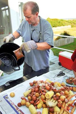 IOP Shrimp Boil
