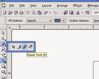 Create Cracked Text with CorelDraw
