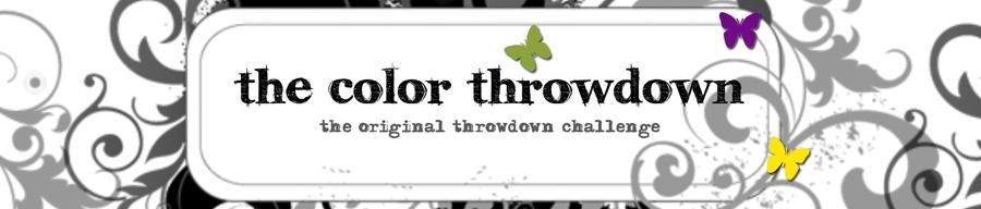 Color Throwdown