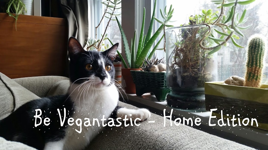 Be Vegantastic - Home Edition
