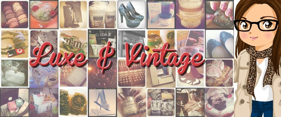 Luxe and Vintage | Blog mode, lifestyle, bons plans sur Bordeaux