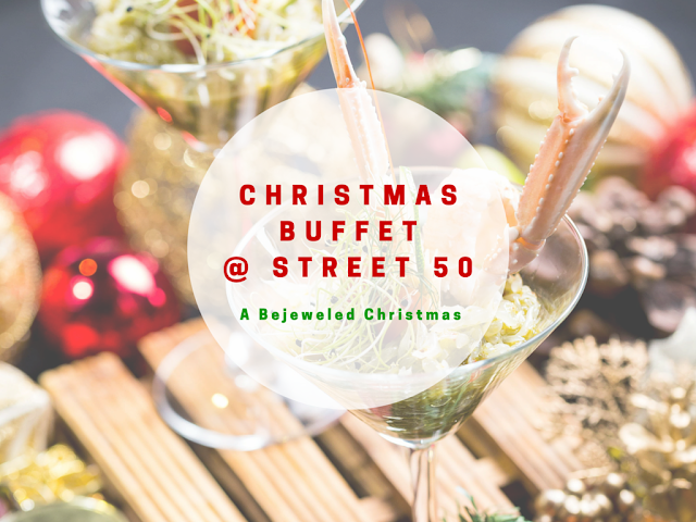 Christmas Buffet at Street 50 Restaurant & Bar