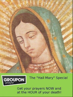 Image: Groupon Hail Mary Special