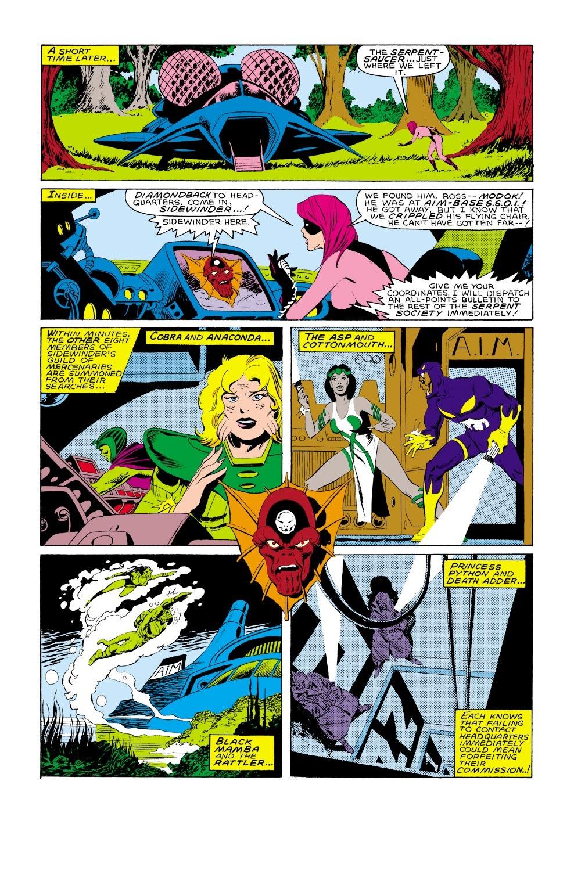 Captain America (1968) Issue #313 #241 - English 9