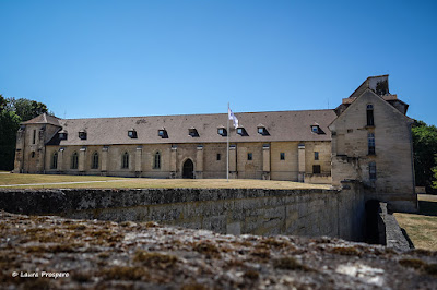 Abbaye de Maubuisson © Laura Prospero