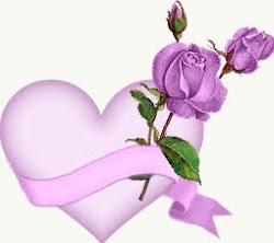 puisi mawar ungu