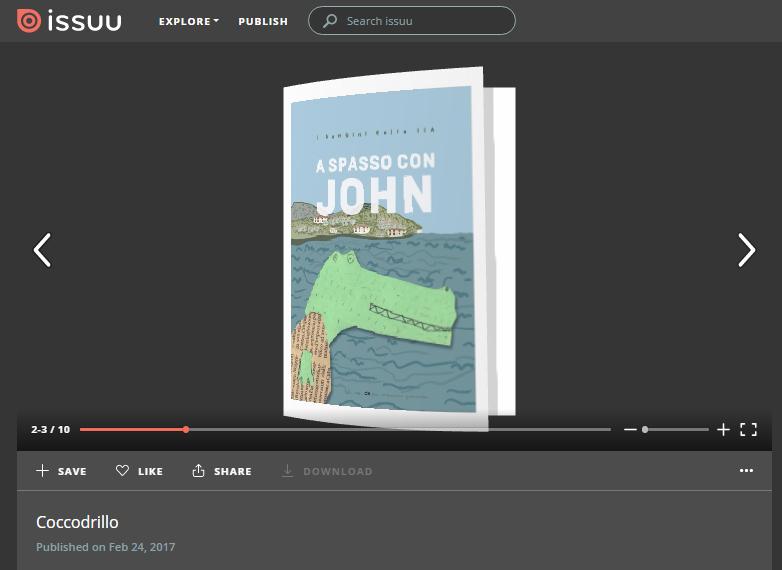 A SPASSO CON JOHN