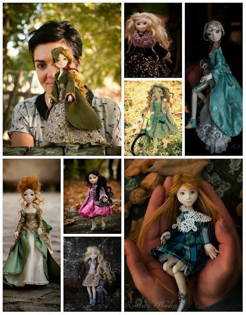 куклы Марины Суздальцевой