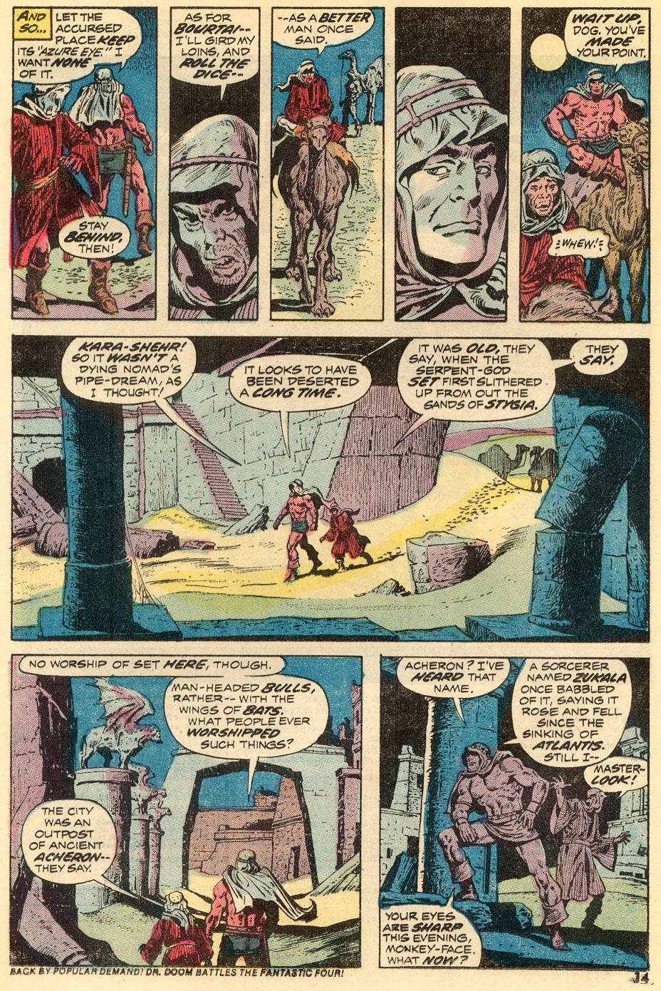 Conan the Barbarian (1970) Issue #35 #47 - English 8