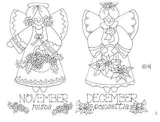 Desenhos Para Pintar november