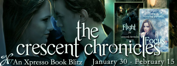 Crescent Chronicles by Alyssa Rose Ivy Book Blitz