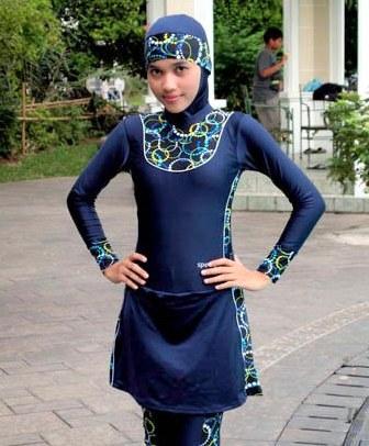 Jual Baju Renang Muslim Muslimah Dan Baju Senam Sukan