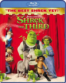 Shrek The Third (2007) 720p BRRip 888MB mkv Latino 5.1 ch