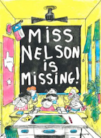 Miss Nelson is Missing - Picture Books to teach classroom rules