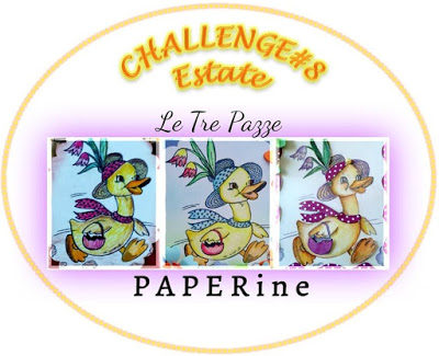 Le Ghirlande ha vinto!!!Passa da Le Tre Pazze Paperine e partecipa puoi vincere anche tu!!!!