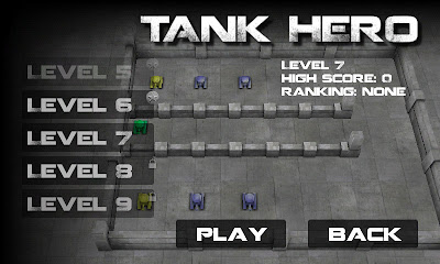 Tank hero Ads free android download