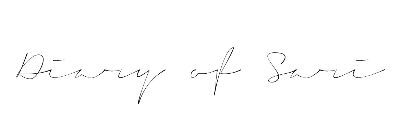 Diary of Sari