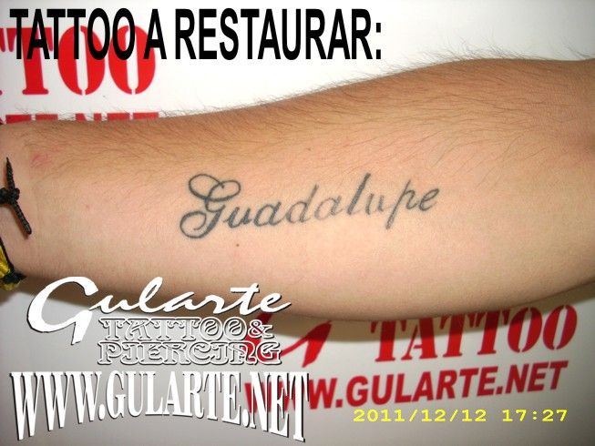 Jagoan Neon Of Forevers Tattoo Gonzalo - Letras-tatoos