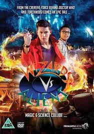 Assistir Wizards Vs Aliens 2x03 - Vice Versa (Part 1) Online