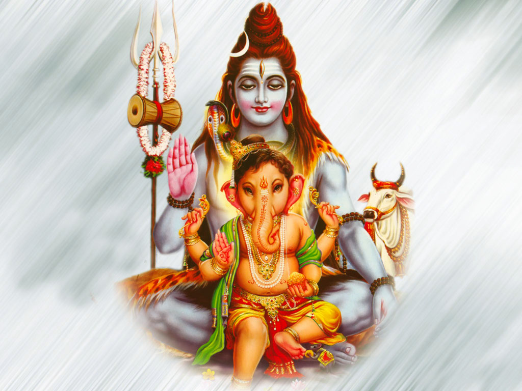 free desktop background wallpapers: god vinayaka desktop wallpapers