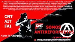Antireformistas siempre