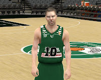 Euroleague 2K12 nba mod player 2