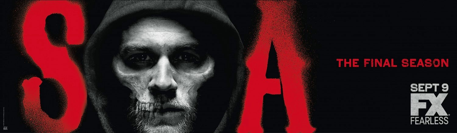Sons of Anarchy: The Final Season Banner