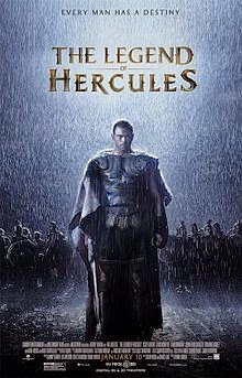The Legend of Hercules 3gp, MP4, AVI