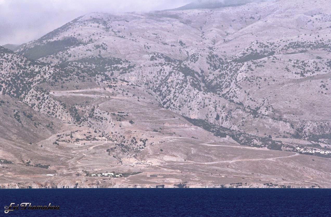 Road to Chania, Sfakia - Ο δρόμος για τα Χανιά, Σφακιά