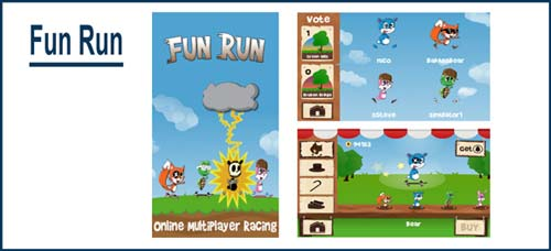 Addictive iPhone Multiplayer Games