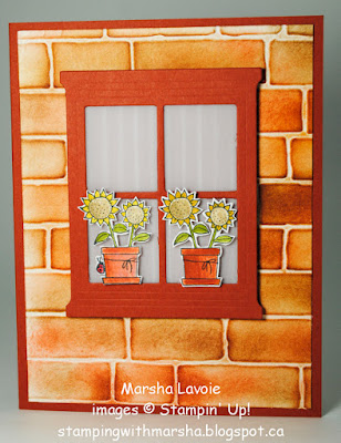 Hearth and home stampin up