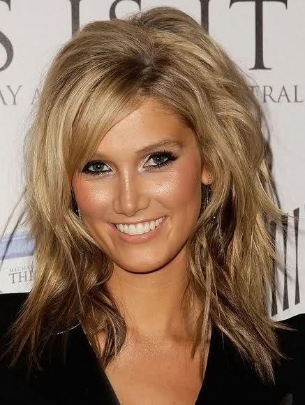 current hairstyles for long hair | Medium Hairstyle Fashions
