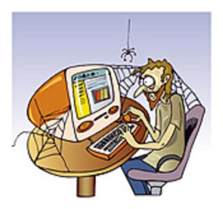 Pecandu Internet