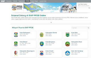 Petunjuk Mekanisme Penerimaan Peserta Didik Baru (PPDB) Jalur Online Resmi Kemdikbud