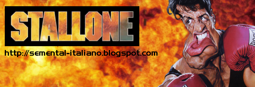 Sylvester Stallone el Semental Italiano