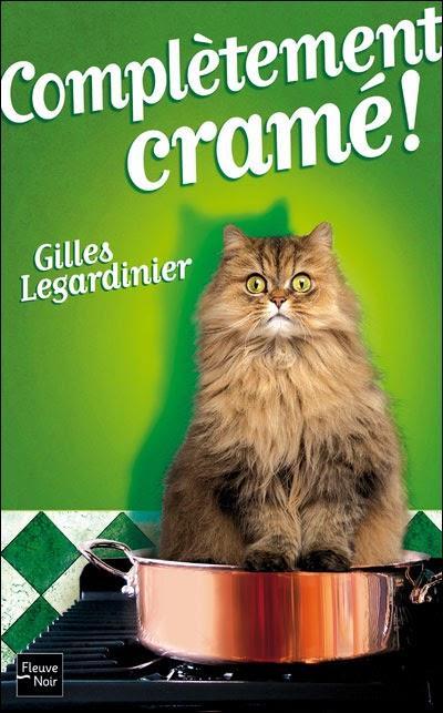 Dans la Bibliothèque_ Complètement Cramé! de Gilles Legardinier