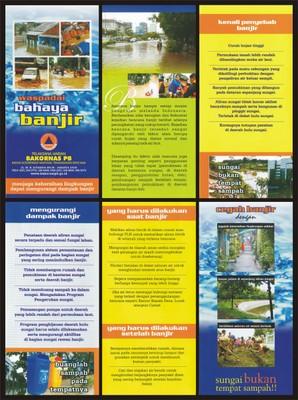Leaflet Waspada Bahaya Banjir 5