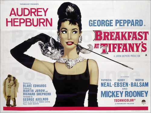 """Breakfast at Tiffany's"" (1961)"