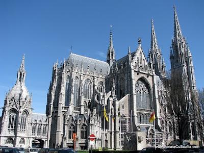 biserica in Oostende