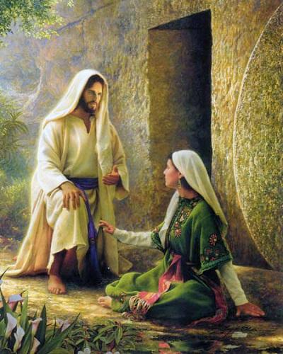Aparições de Jesus ressuscitado