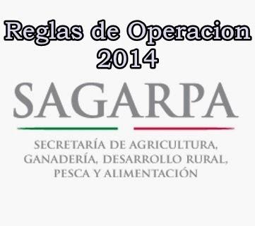Programas SAGARPA 2014