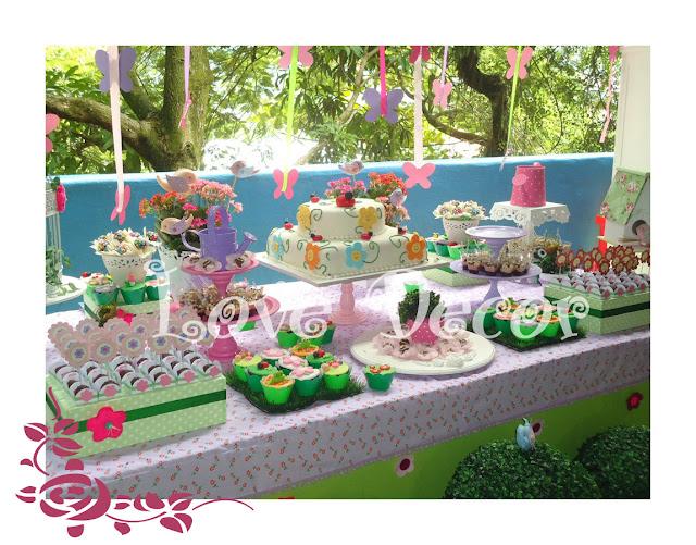 Se vc estiver interessada em decoração de festa infantil ou 15 anos