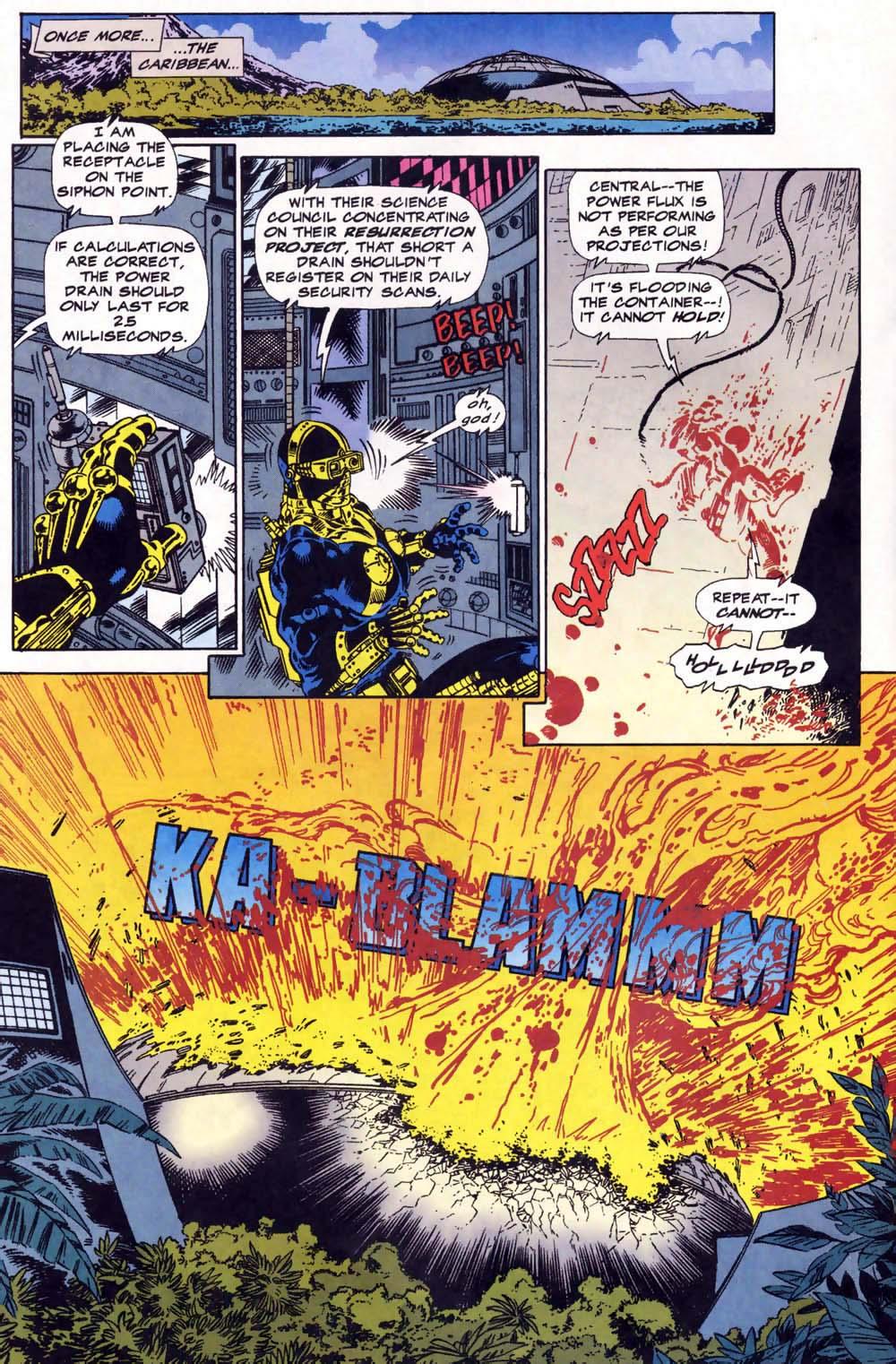 Captain America (1968) Issue #439c #391 - English 14