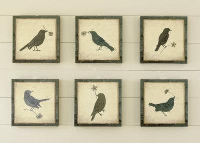 Cottage Hill Ballard Bird Knock Offs With Printable Pattern
