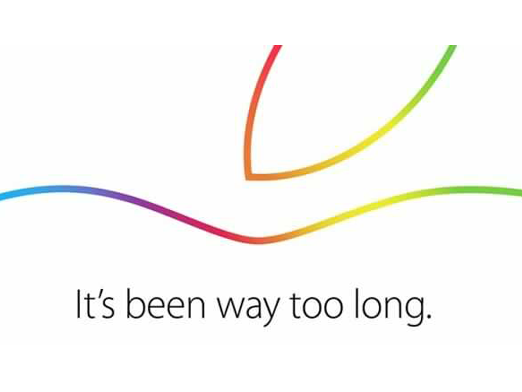 Apple Confirms October 16 Event